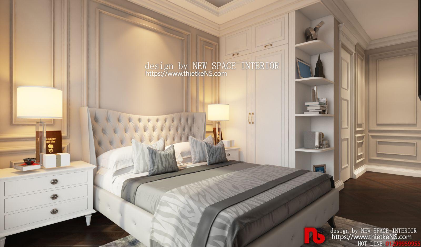 Thiết kế nội thất chung cư Park Hill Times City