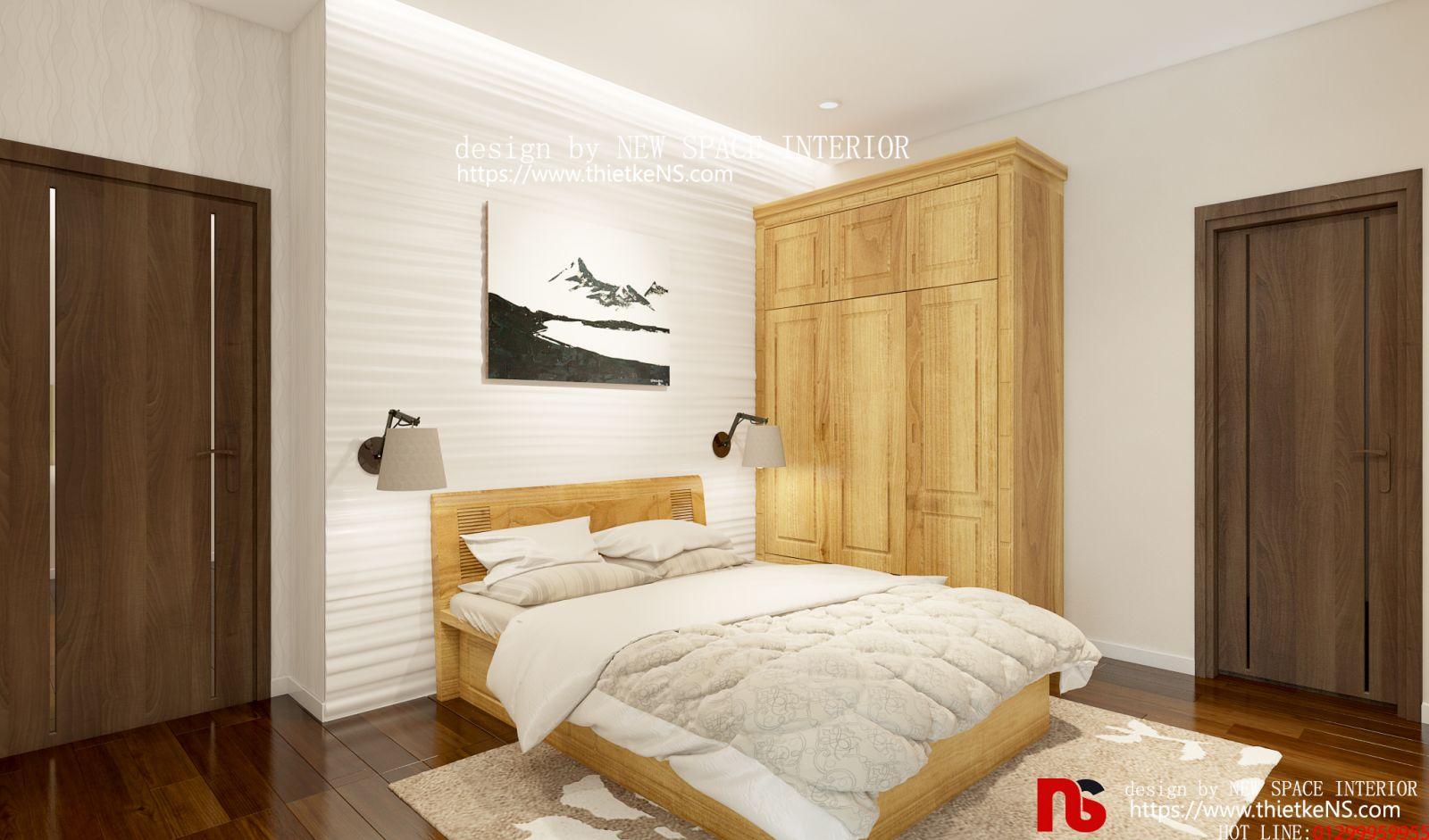 Thiết kế nội thất chung cư Imperia Sky Garden 02