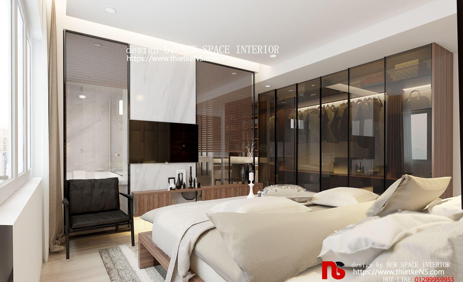 Thiết kế nội thất chung cư shunshine riverside thời thượng, đẳng cấp