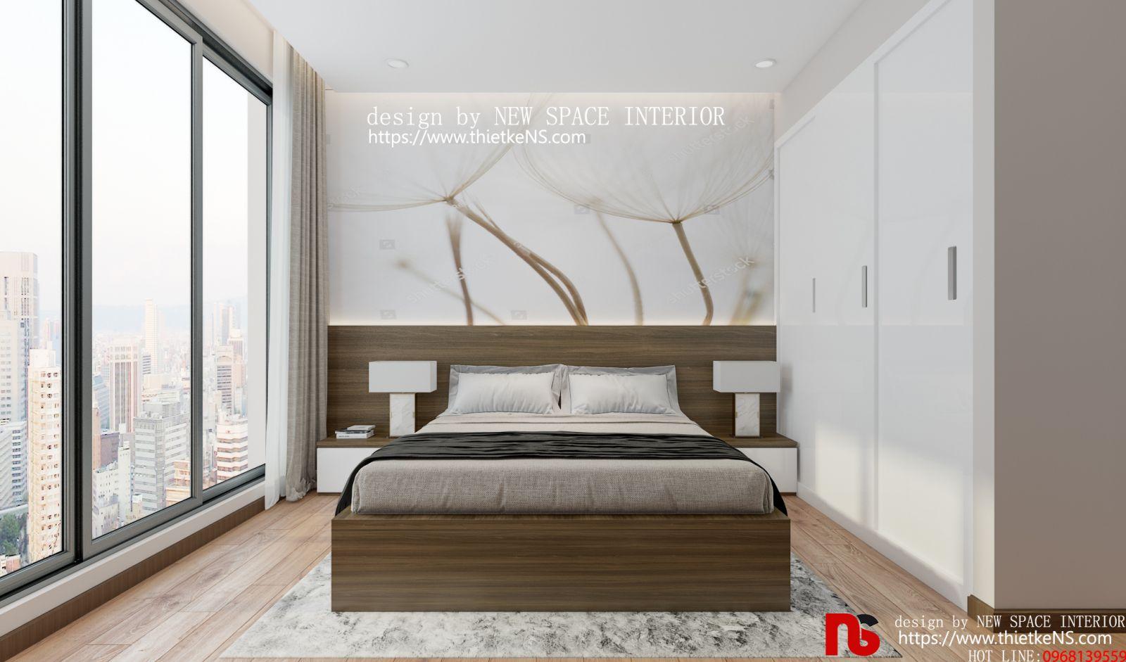 Thiết kế nội thất chung cư Vinhomes Metropolis