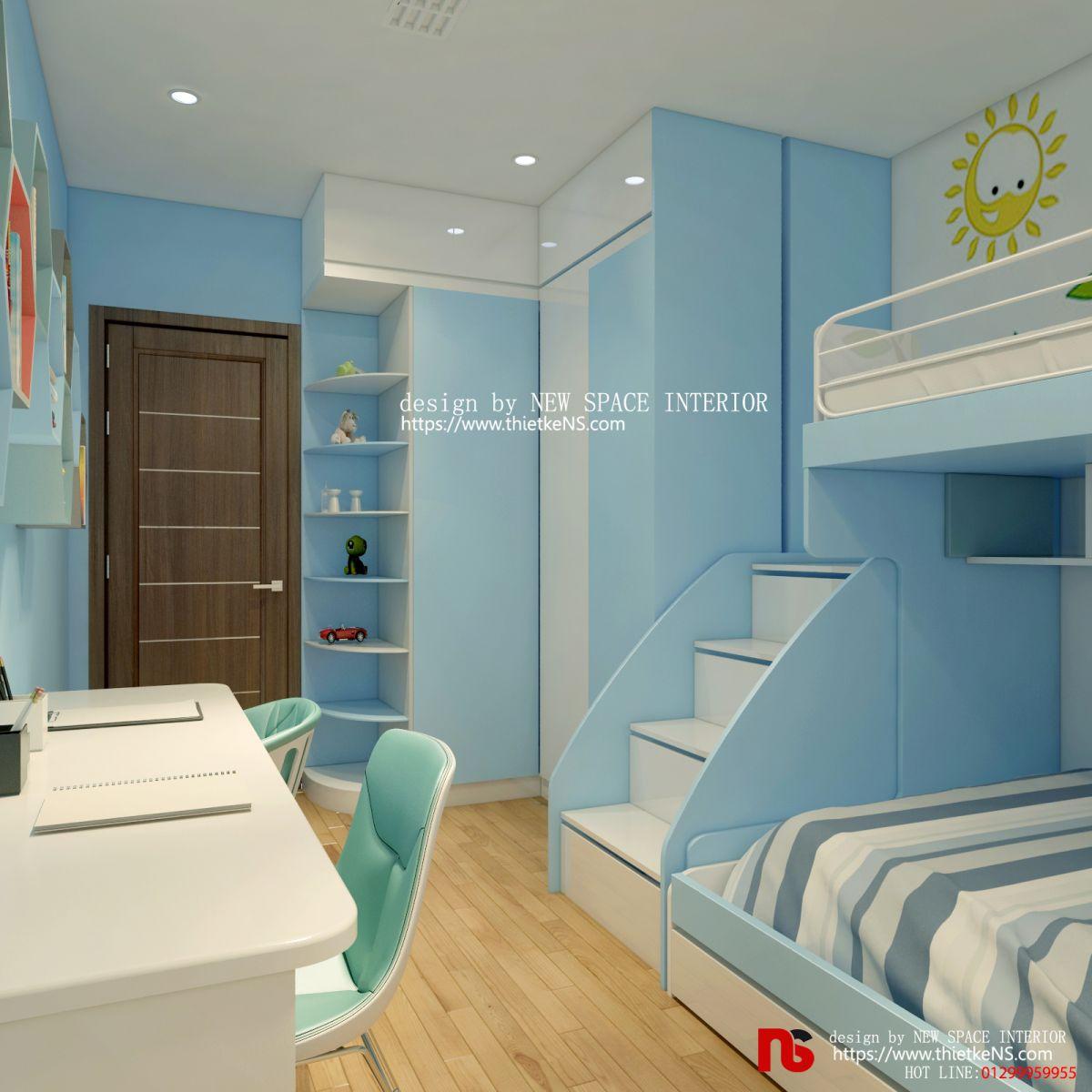 Thiết kế nội thất chung Cư Stellar Garden 02