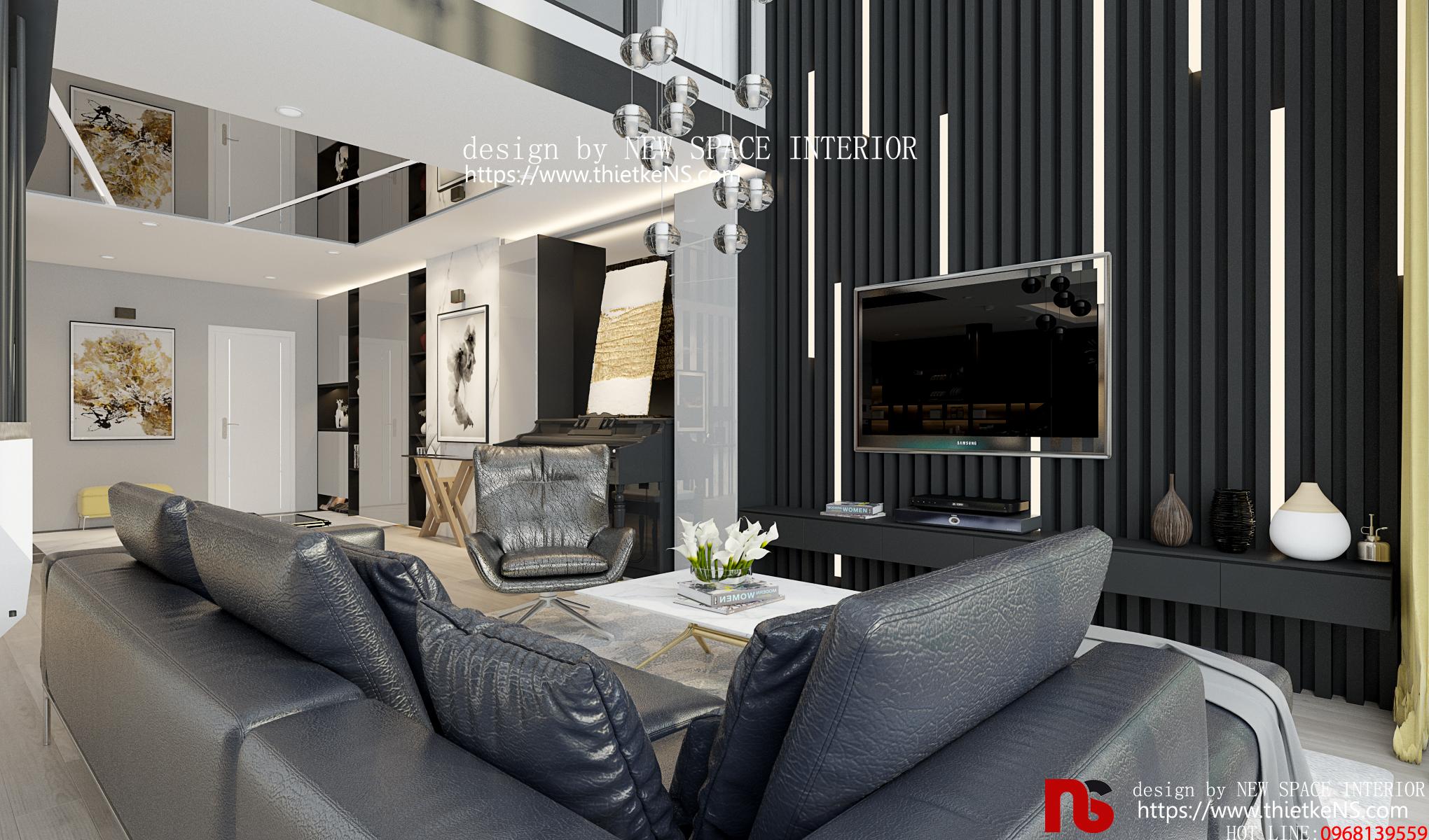 Penthouse Duplex
