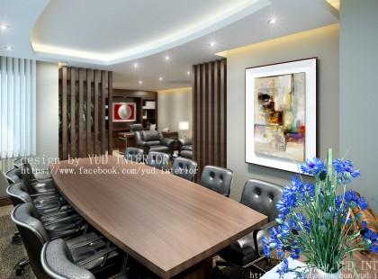 Thiết kế nội thất Văn phòng Láng Hạ