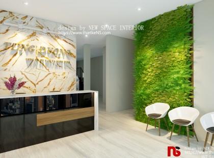 Thiết kế nội thất Văn phòng Trần Duy Hưng
