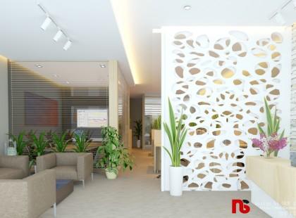 Thiết kế nội thất Văn phòng Nguyễn Chánh