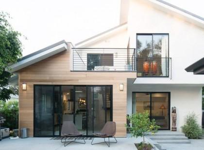 Thiết kế nội thất biệt thự TK 11, kiến trúc 1 tầng nhẹ nhàng hiện đại