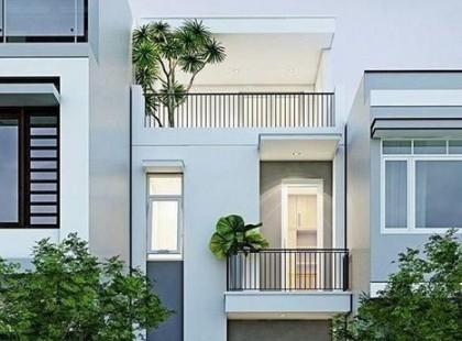 Thiết kế nội thất biệt thự nhà phố TK 02 đơn giản, sang đẹp