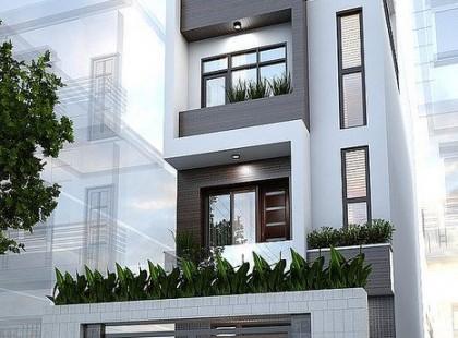 Thiết kế nội thất nhà phố TK 03 mỹ lệ với phong cách hiện đại