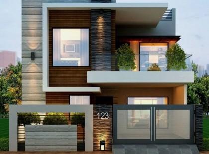 Thiết kế nội thất nhà phố TK 07 sang trọng, hiện đại