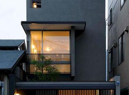 Thiết kế nội thất biệt thự nhà phố phong cách bí ẩn, lãng mạn