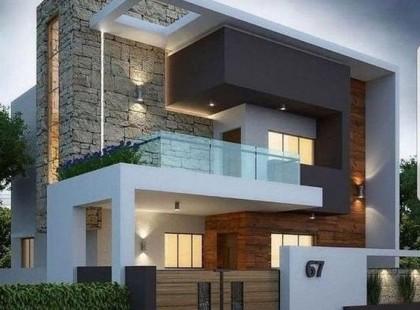 Thiết kế nội thất biệt thự Vincom Village 1600 tinh tế và sang trọng