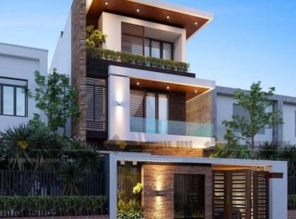 Thiết kế nội thất biệt thự Bắc Giang theo phong cách truyền thống