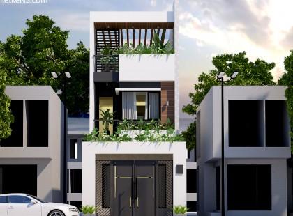 Thiết kế nội thất Nhà phố Lạng Sơn